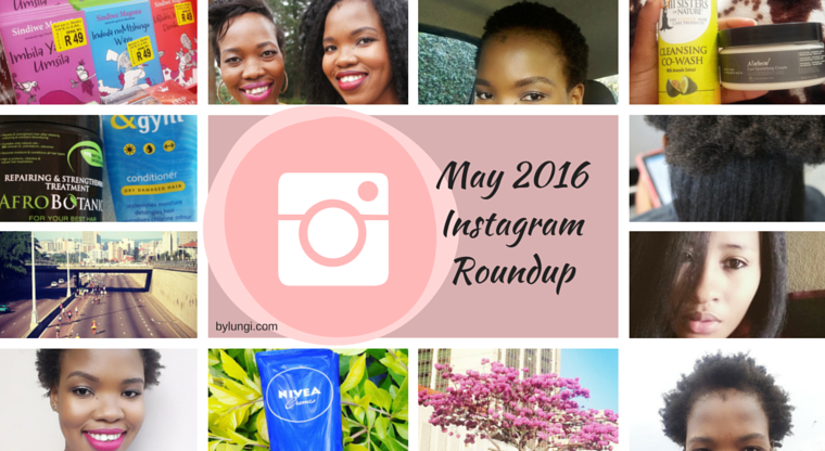 May 2016 InstagramRoundup