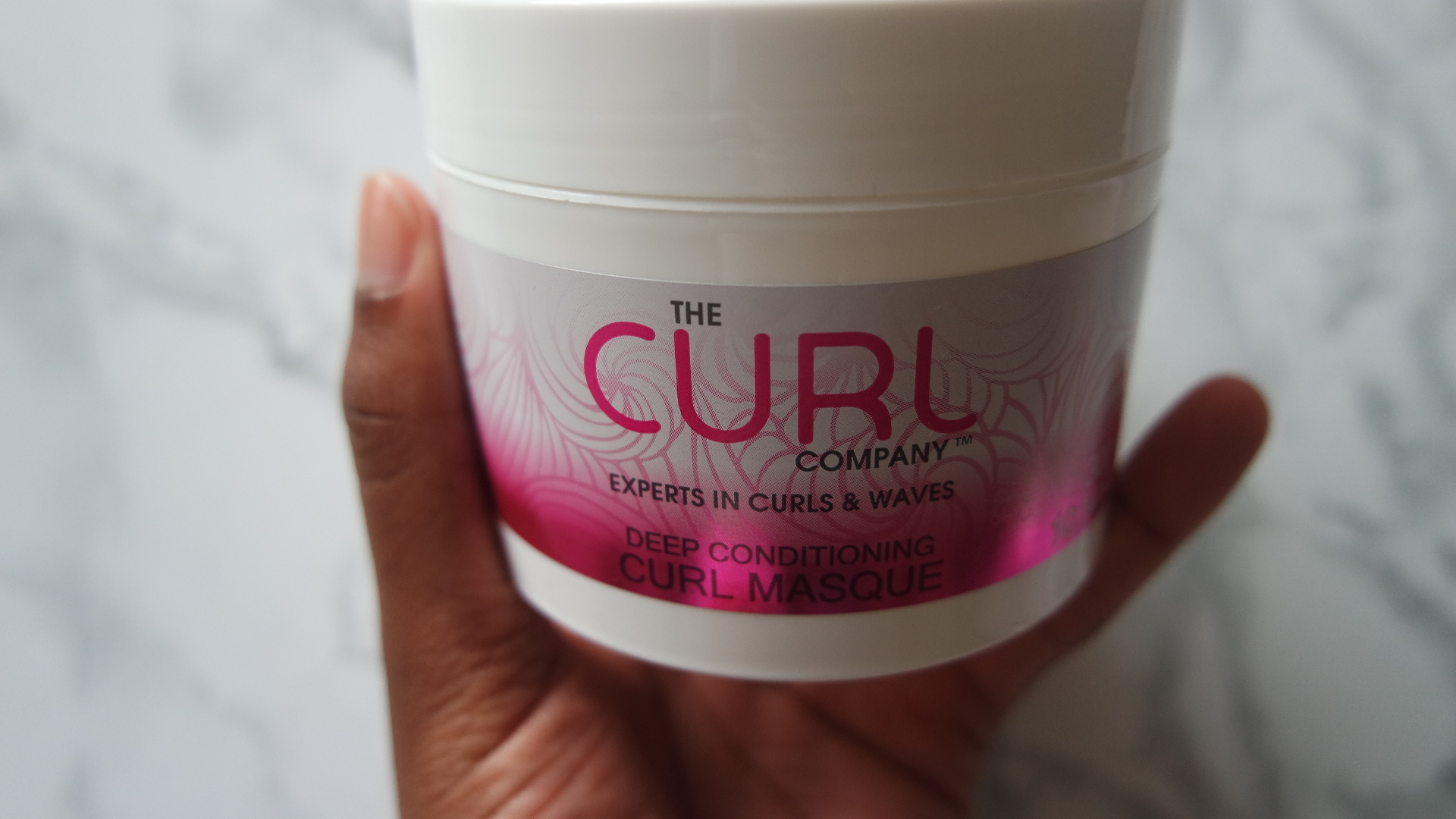 The Curl Company - Deep Conditioning Curl Masque