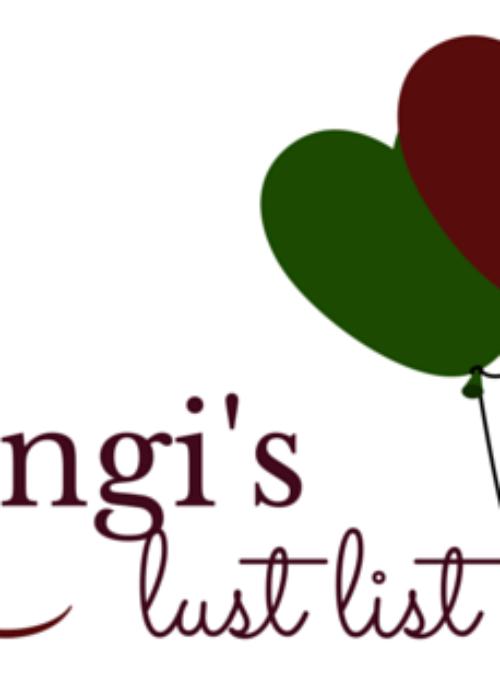 Lungi's lust list 002