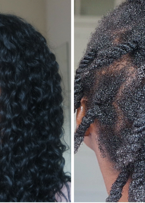 taking down a protective style?? tips on the best way to do it