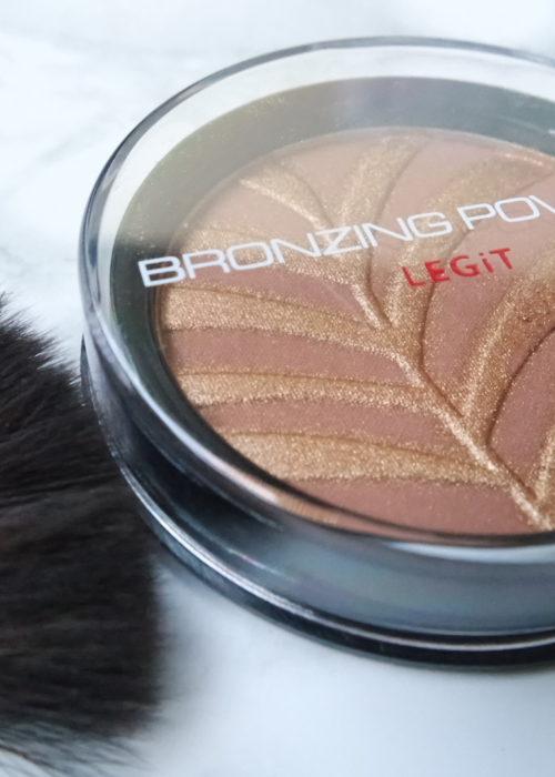 beauty // Legit bronzing powder