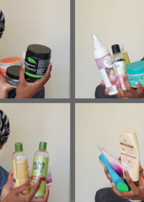 current hair care products for my natural hair