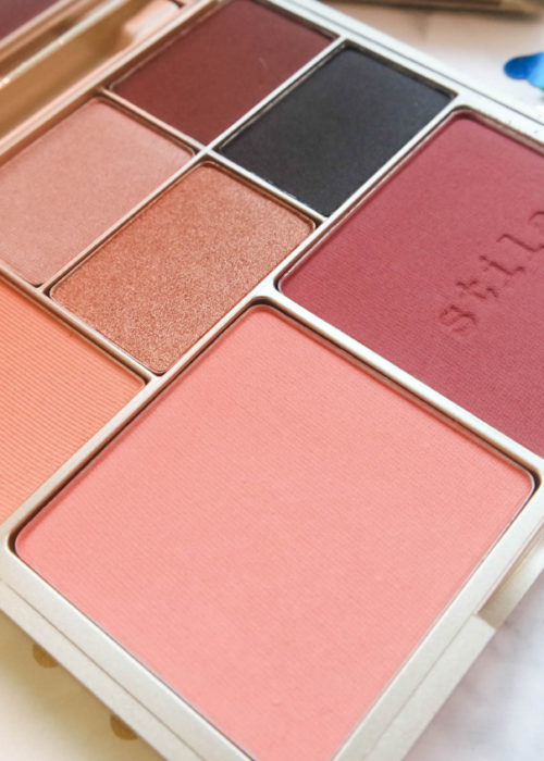 new in // Stila perfect me, perfect hue eye & cheek palette