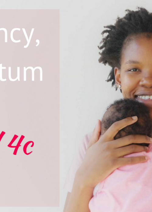 Pregnancy & postpartum: how my hair handled this phase of my life