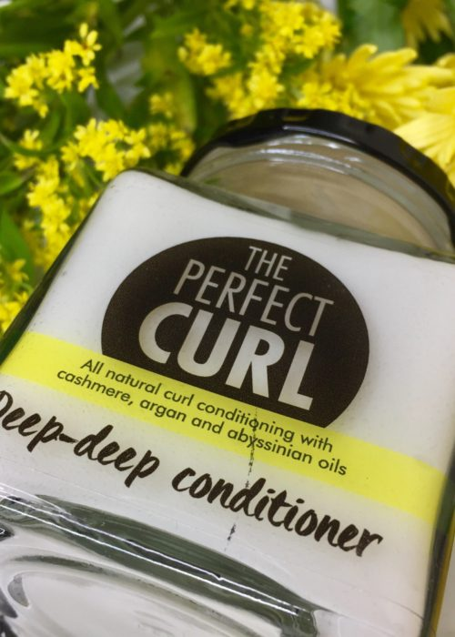 The Perfect Curl Deep-deep Conditioner