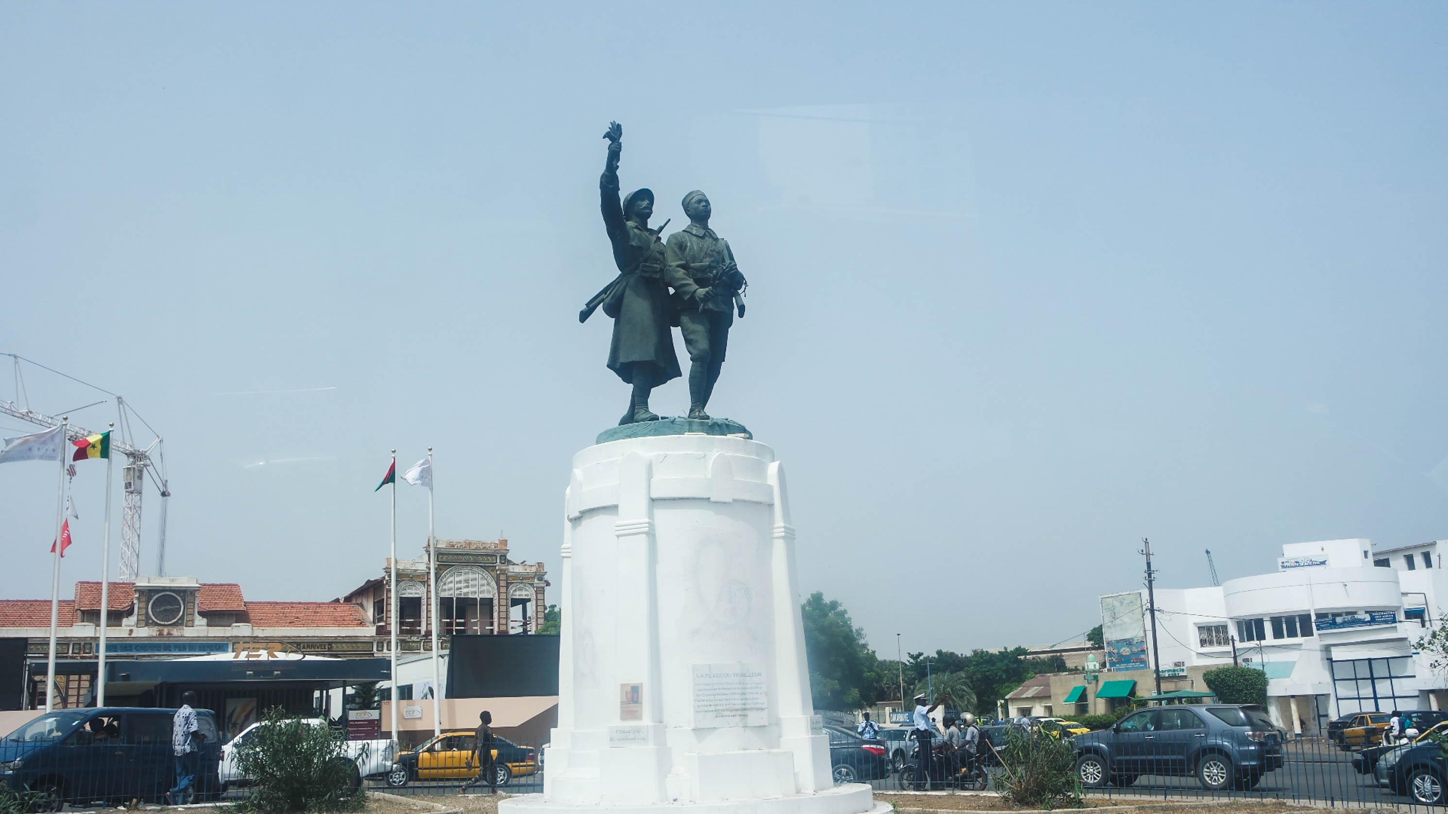 Dakar travel blog