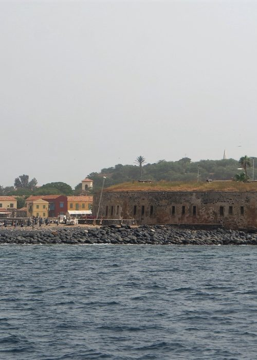 travel // goree island, senegal