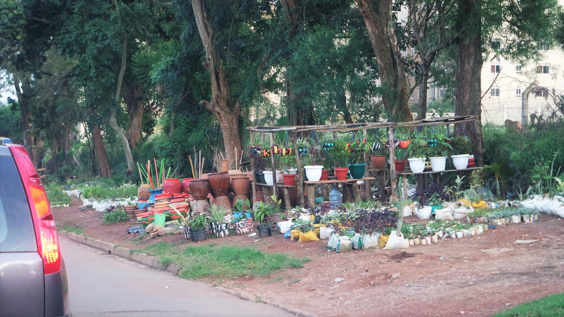 kampala bamako