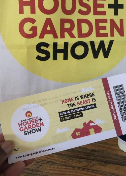 the house and garden show 2018 … just take all my money!