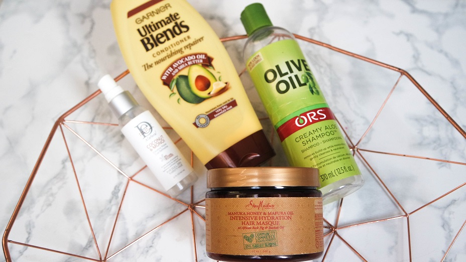 Collective empties hair products