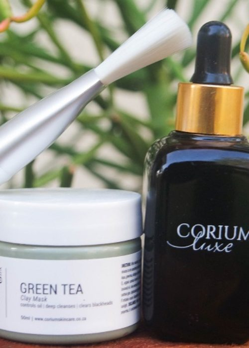 what i bought from corium skincare