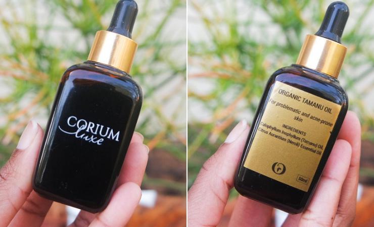 Corium Skincare Tamanu Oil