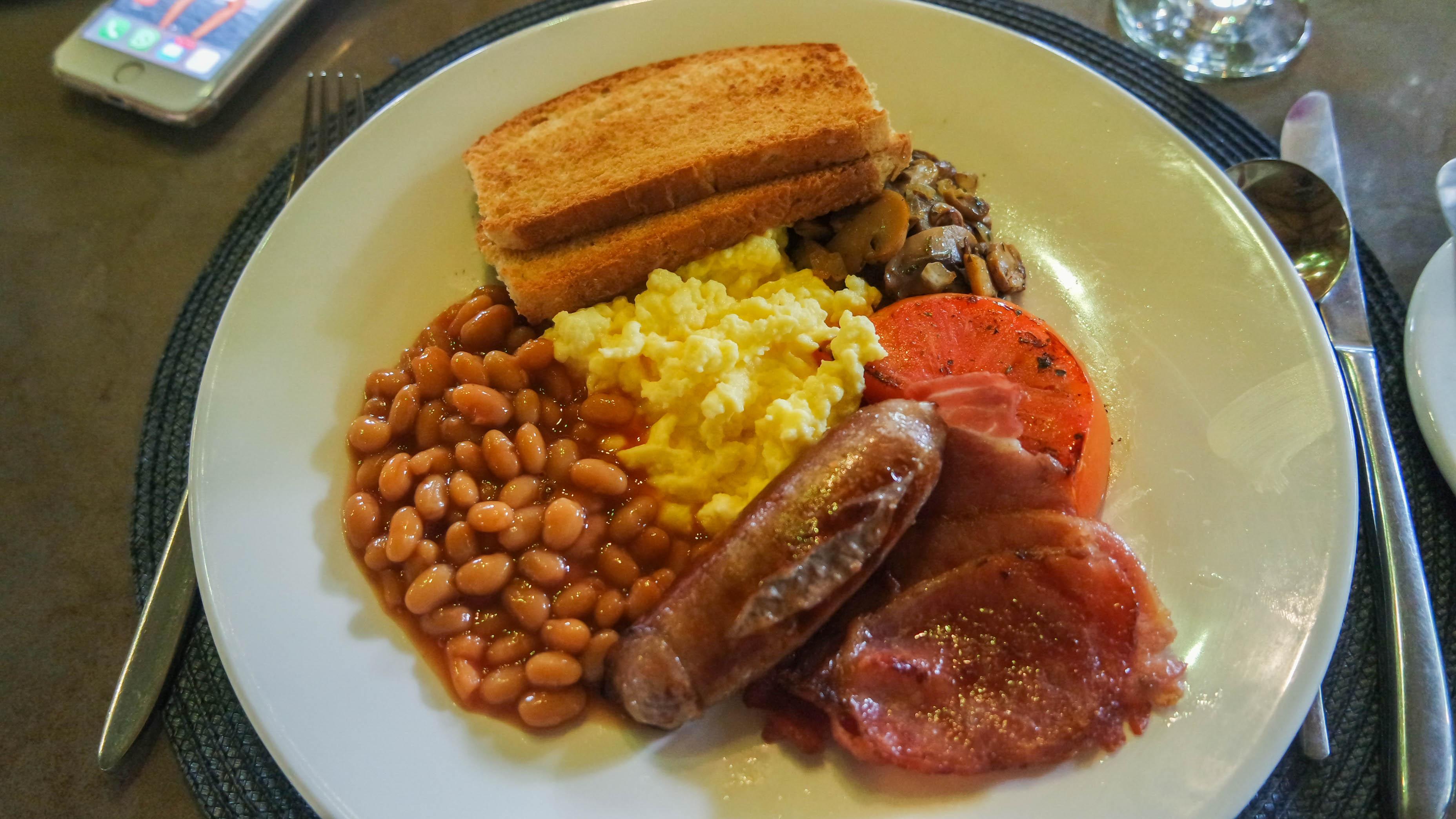 Karkloof safari spa breakfast