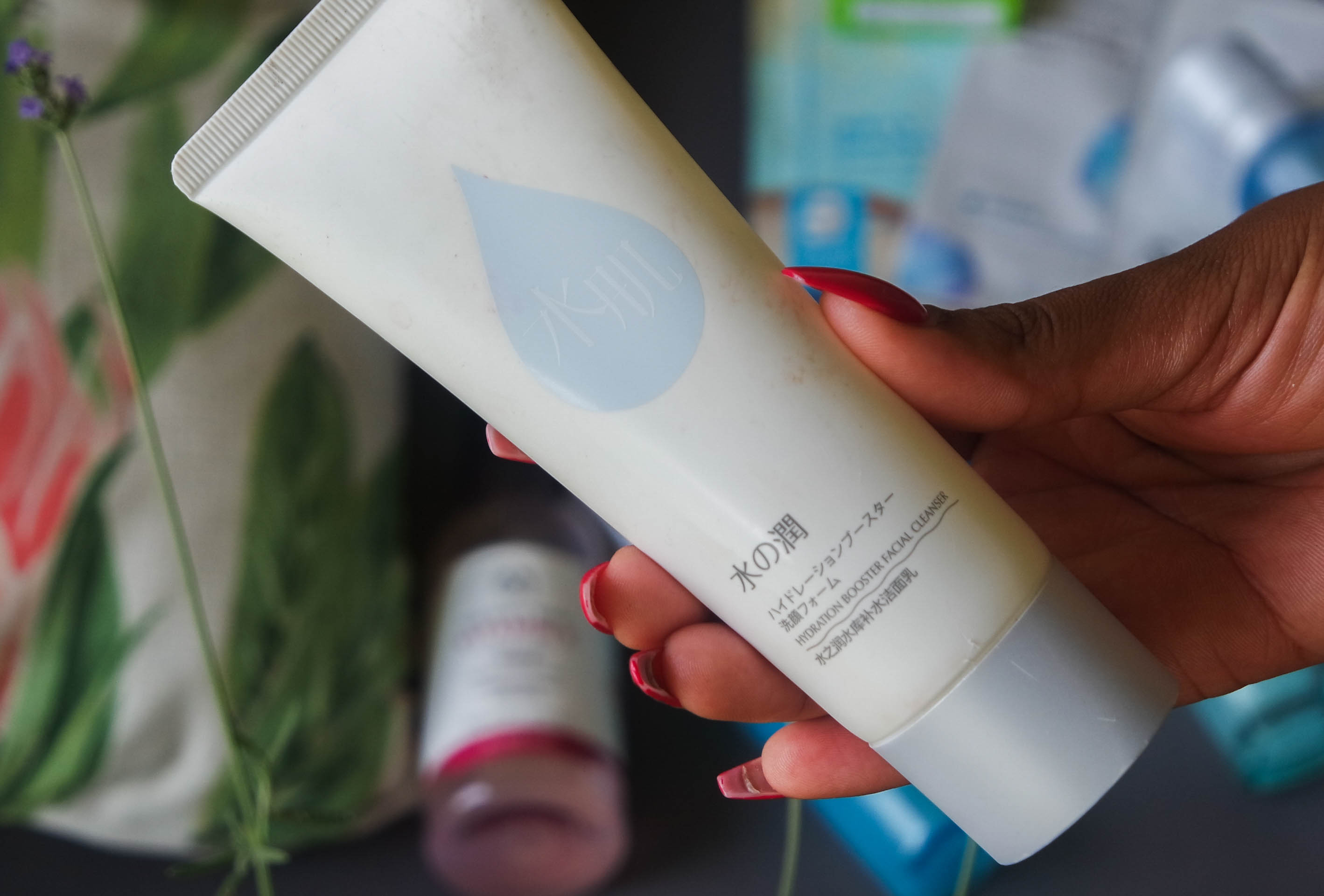 Miniso hydrating cleanser