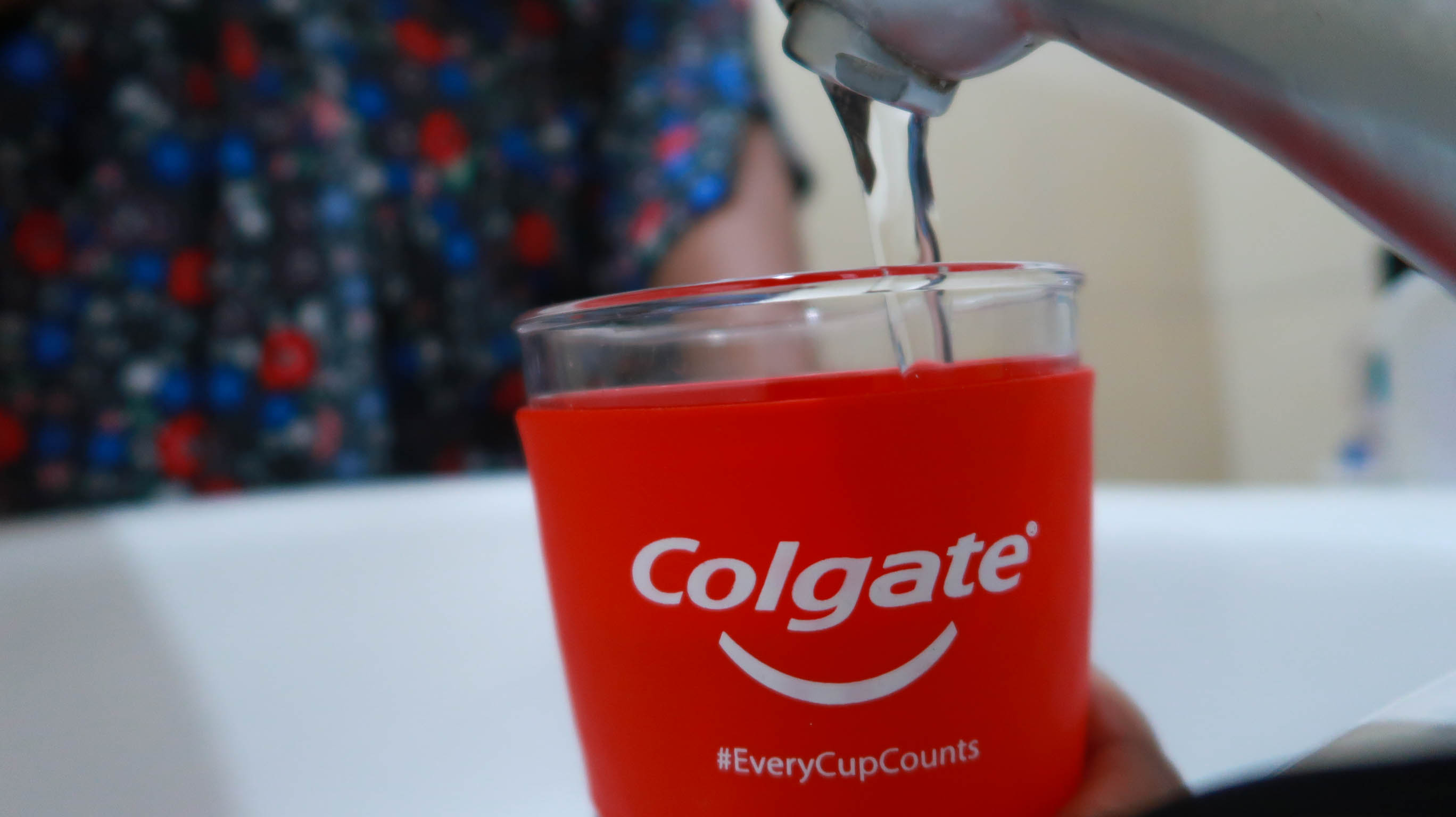 Colgate Every Cup Counts