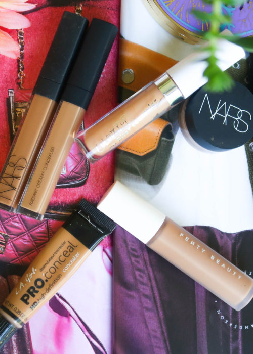 my concealer collection