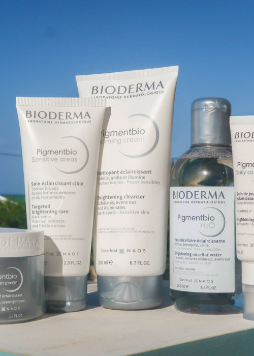 introducing the new bioderma pigmentbio range