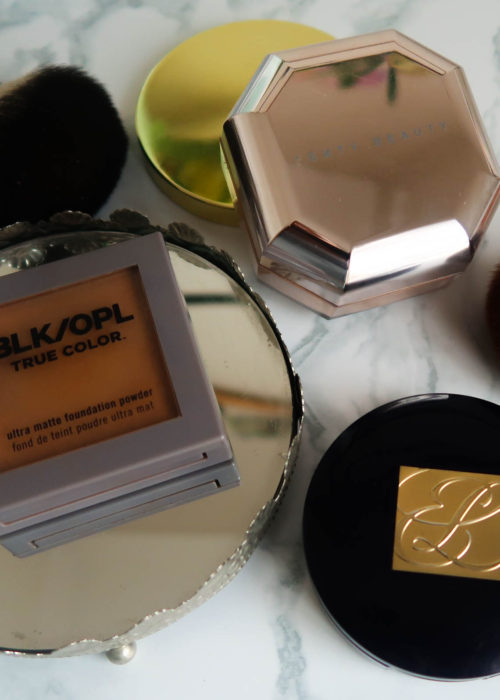 the setting powders that I'm currently using