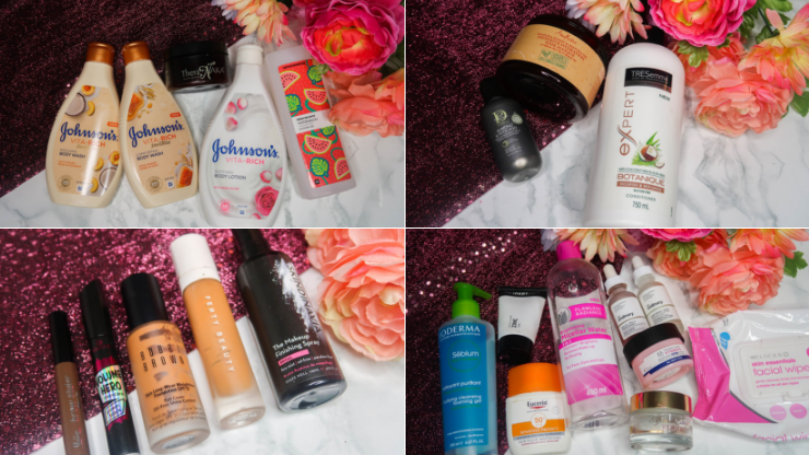 Latest empties