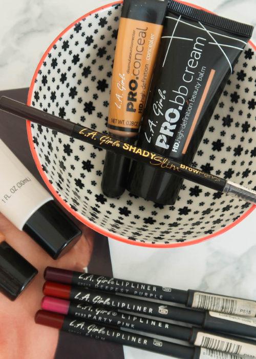 brand spotlight: la girl cosmetics