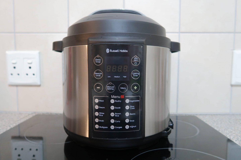 Rusell Hobbs Pressure Cooker