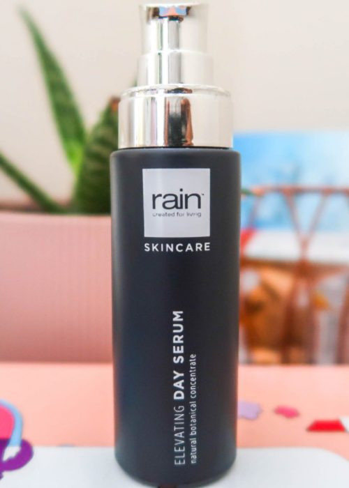 review // rain elevating day serum