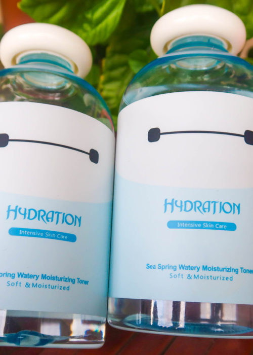 all about hydrating toners