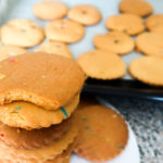 The best biscuits to bake with a toddler