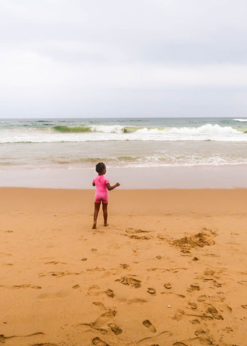 beach day with a toddler: the essential items you need