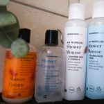 my 2 current favourite shower products