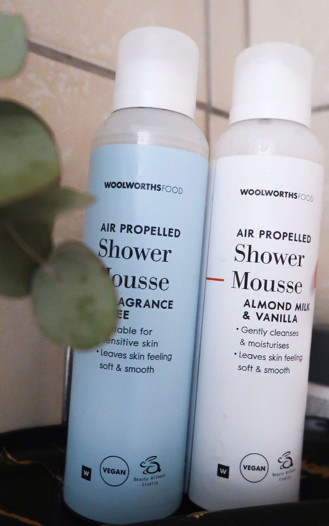 Shower Mousse